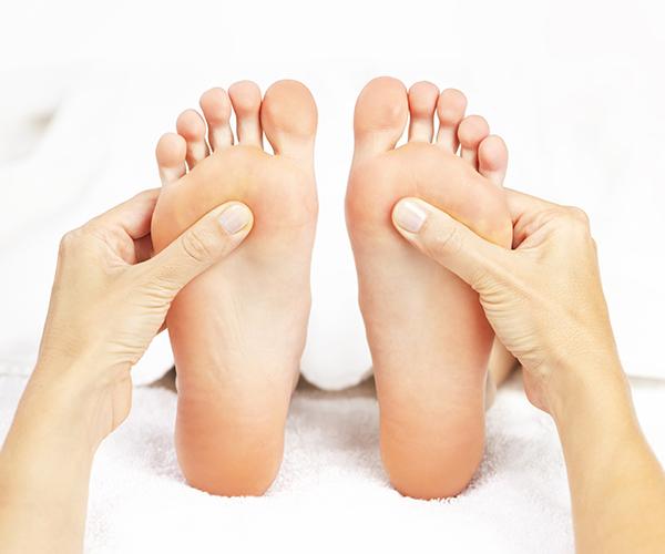 Refleksologia - leczniczy masaż stóp