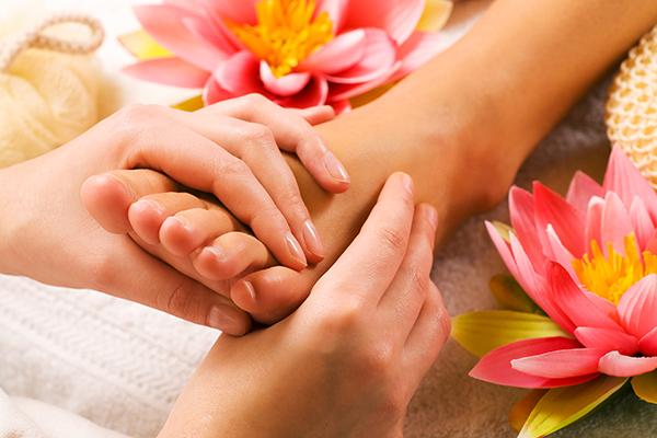 Refleksologia - masaż stóp