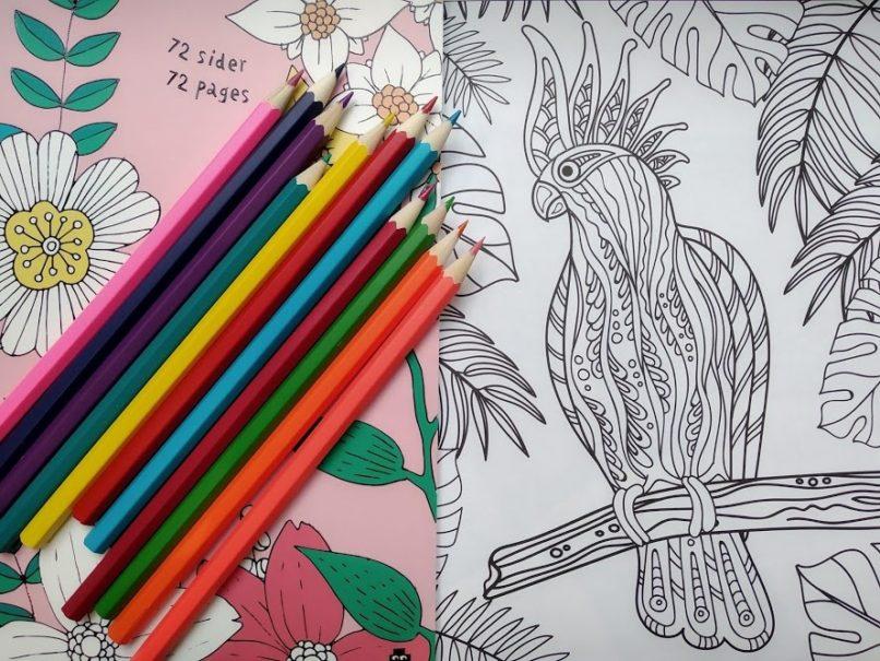 Kreatywne tworzenie jako forma terapii przez zajęcie