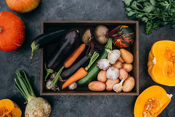 Warzywa dobre na jesień
